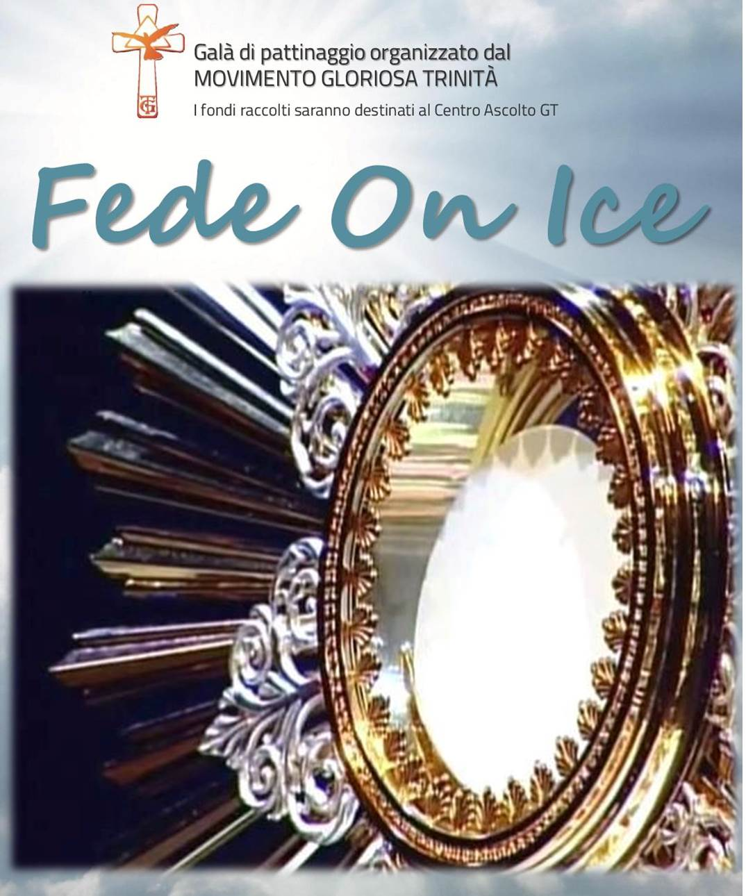 FEDE ON ICE: SERATA DI PREGHIERA PER L'EVENTO