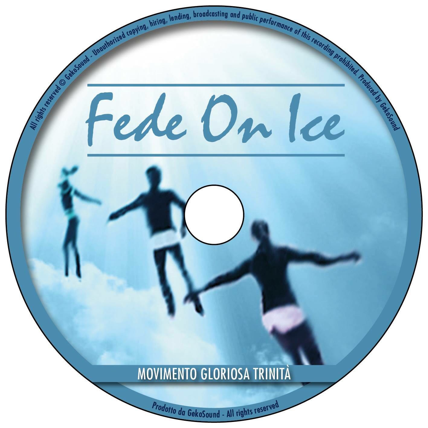 FEDE ON ICE: IL CD